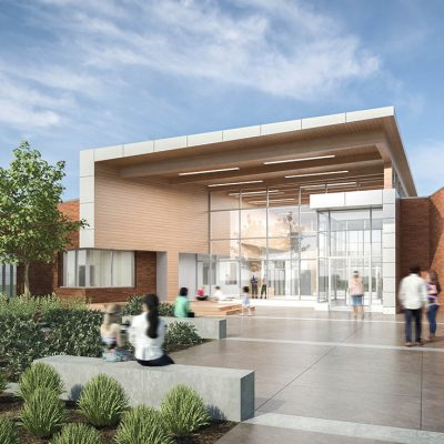 Construction begins on new early childhood education center in Flint