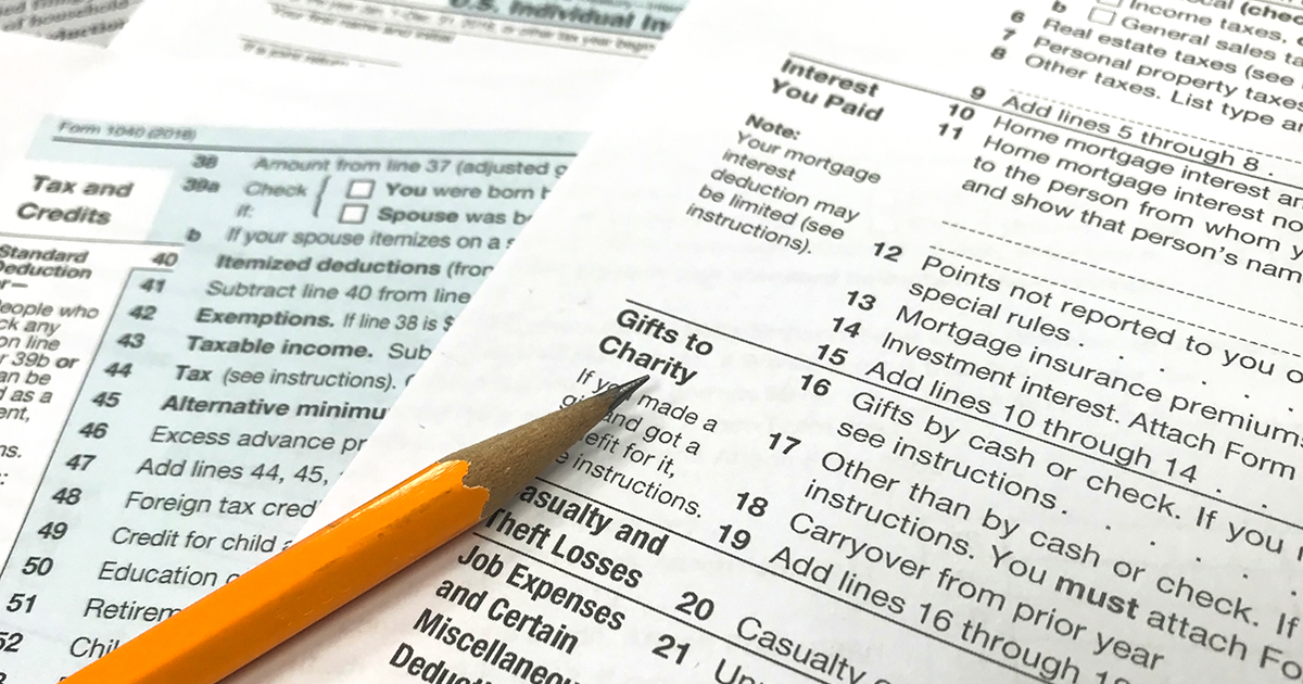 Proposed Federal Tax Reform A Double Edged Sword For Nonprofit
