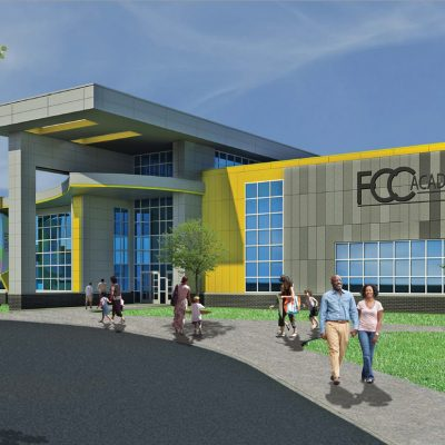 Flint Cultural Center breaks ground for new K–8 school scheduled to open by fall 2019