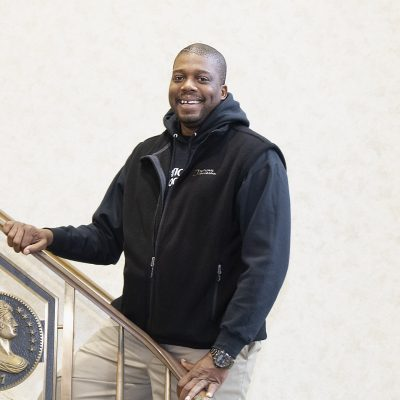 Flint's Willie Buford named National Geographic Education Fellow
