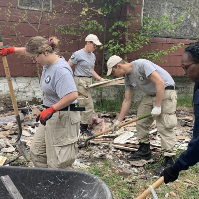 Mawby Day of Service shines a light on AmeriCorps and its impact on communities