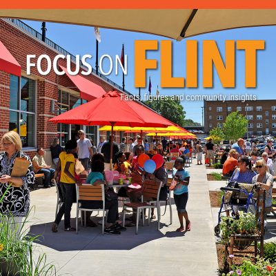 Mott Foundation seeks input on priorities for improving quality of life in Flint